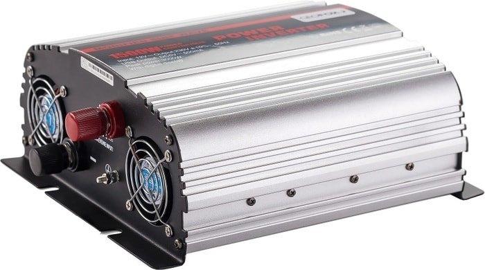 Автомобильный инвертор GEOFOX MD 1500W/24v