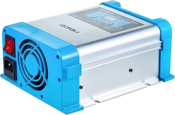 Зарядное устройство GEOFOX ABC7-1240