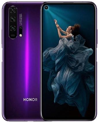 Смартфон HONOR 20 Pro (фиолетовый)