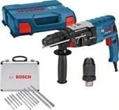 Перфоратор Bosch GBH 2-28 F Professional 0615990L2U (набор сверел)