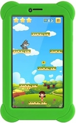 Планшет Digma Plane 7556 PS7170MG 16GB 3G + чехол (зеленый)