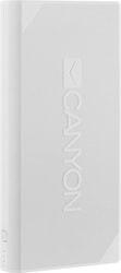 Портативное зарядное устройство Canyon CNE-CPBF200W