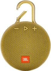 Беспроводная колонка JBL Clip 3 (желтый)