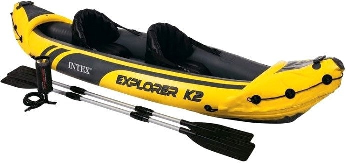 Байдарка Байдарка Intex Explorer K2