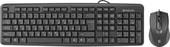 Клавиатура + мышь Мышь + клавиатура Defender Dakota C-270 RU
