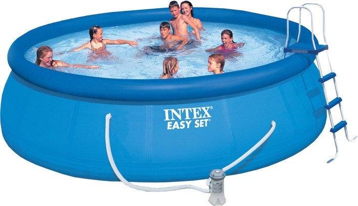 Надувной бассейн Intex Easy Set 457×122 (54916/28168)