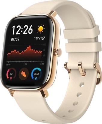Умные часы Amazfit GTS (золотистый)