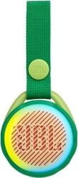 Беспроводная колонка JBL JR Pop (зеленый)