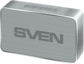 Беспроводная колонка SVEN PS-85 (серебристый)