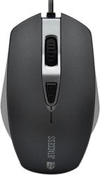 Мышь Jet.A Comfort OM-U60 (серый)