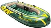 Гребная лодка Intex Seahawk 300 Set