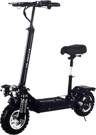 Электросамокат Kugoo M5 (черный)