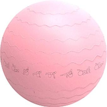 Мяч Sundays Fitness IRBL17106 65 см (розовый)
