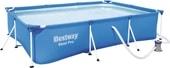 Каркасный бассейн Bestway 56411 (300х201х66)