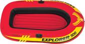 Гребная лодка Intex Explorer 300 (Intex-58332)