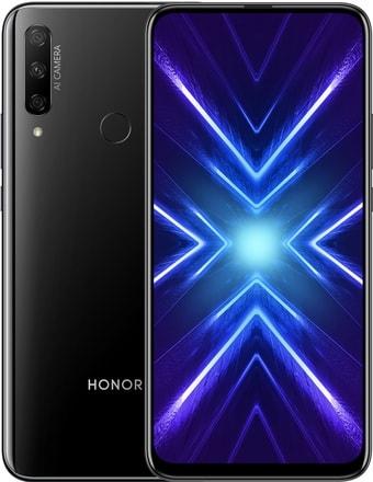 Смартфон HONOR 9X Premium STK-LX1 4GB/128GB (полночный черный)