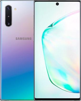 Смартфон Samsung Galaxy Note10 N970 8GB/256GB Dual SIM Exynos 9825 (аура)