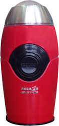 Электрическая кофемолка Электрическая кофемолка Аксион КМ-22 (красный)