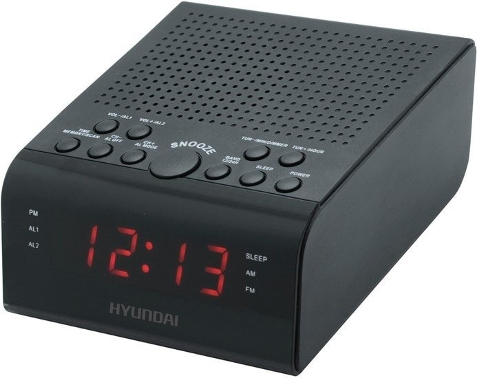 Радиочасы Радиочасы Hyundai H-RCL180