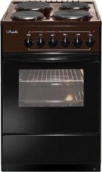 Кухонная плита Лысьва ЭП 411 (коричневый)