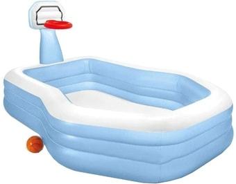 Надувной бассейн Intex Shootin Hoops 57183 (257х188х130)