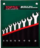 Набор ключей Toptul GRAW0801 8 предметов