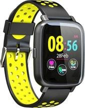 Умные часы JET SW-5 (черный/желтый)