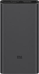Портативное зарядное устройство Xiaomi Mi Power Bank 3 PLM12ZM 10000mAh (черный)
