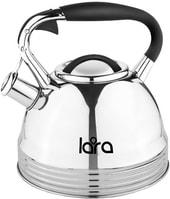 Чайник со свистком Lara LR00-67