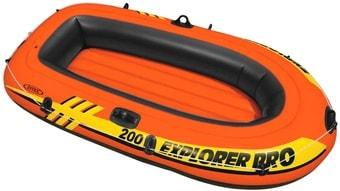 Гребная лодка Intex Explorer Pro 200