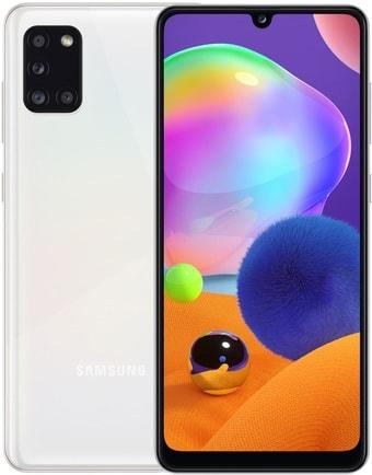 Смартфон Samsung Galaxy A31 SM-A315F/DS 4GB/128GB (белый)
