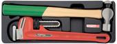 Универсальный набор инструментов Toptul GBAT0201 2 предмета