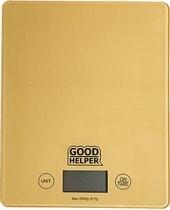 Кухонные весы Goodhelper KS-S04 (бежевый)