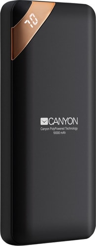 Портативное зарядное устройство Canyon CNE-CPBP10B