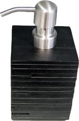 Дозатор Ridder Brick 22150510 (черный)