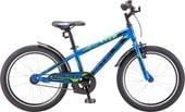 Детский велосипед Stels Pilot 200 Gent 20 Z010 (синий, 2019)