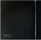 Осевой вентилятор Soler&Palau Silent-200 CZ Black Design — 4C [5210616700]