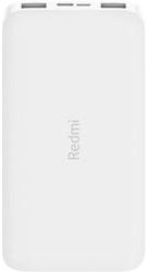 Портативное зарядное устройство Xiaomi Redmi Power Bank 10000mAh (белый)