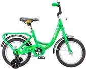 Детский велосипед Stels Flyte 16 Z011 (зеленый, 2019)