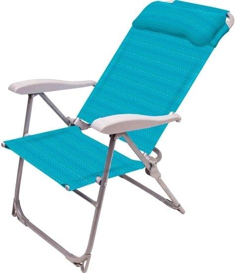 Кресло Nika складное К2 (бирюзовый)
