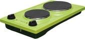 Настольная плита Лысьва ЭПБ 22 (зеленый)