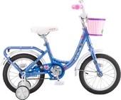 Детский велосипед Stels Flyte Lady 14 Z011 (синий, 2019)
