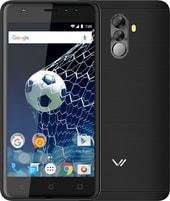 Смартфон Vertex Impress Game (черный)