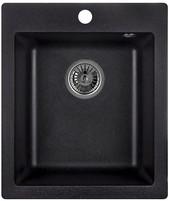 Кухонная мойка Granula 4201 (черный)