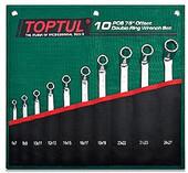 Набор ключей Toptul GRAI1001 10 предметов