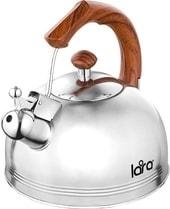 Чайник со свистком Lara LR00-18