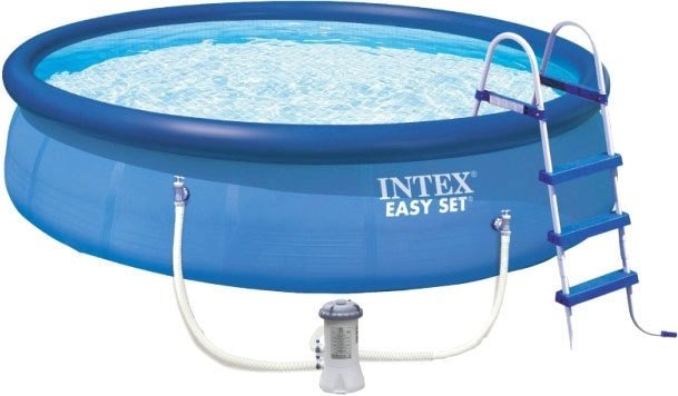 Надувной бассейн Intex Easy Set 26166 (457×107)