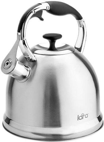 Чайник со свистком Lara LR00-75