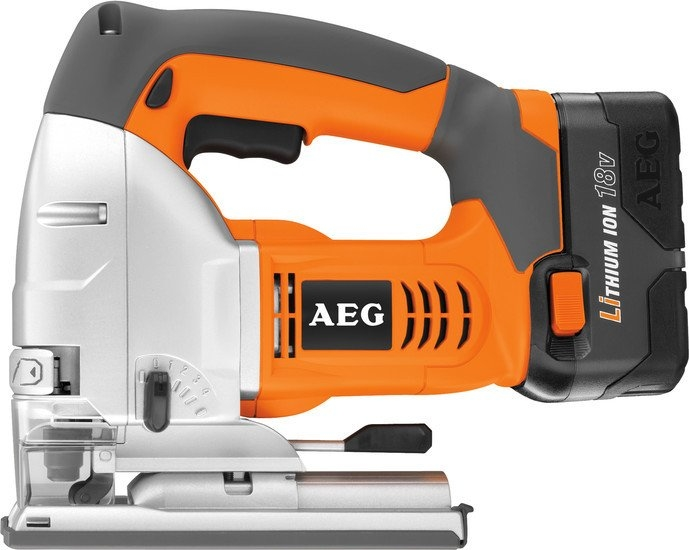 Электролобзик AEG Powertools BST 18X