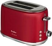 Тостер Tesler Margherita TT-255 (красный)